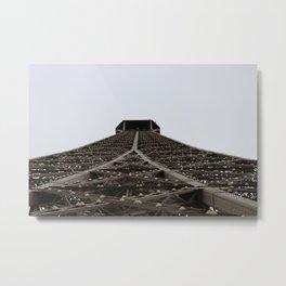 Eiffel Tower ll Metal Print