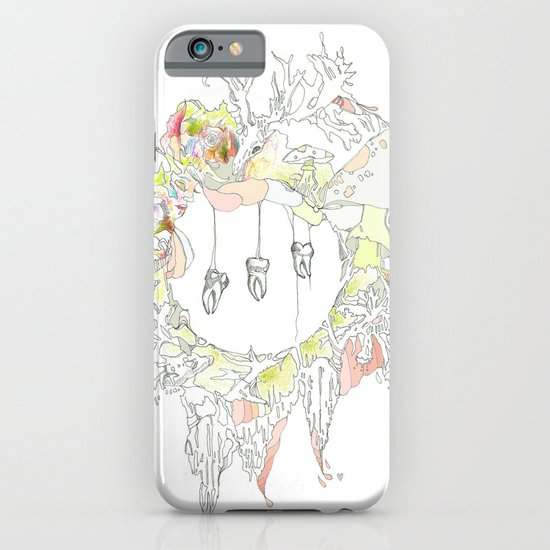 sugar tooth iPhone & iPod Case