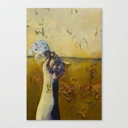 Exchange- Foolishness for Wisdom Canvas Print