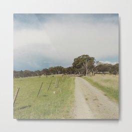 Australian Trails Metal Print