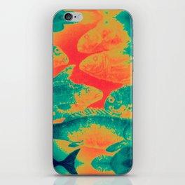 Techno Species iPhone Skin