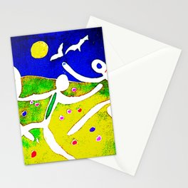 Homage to Matisse          by Kay Lipton Stationery Cards