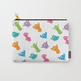 Happy colours cheering -pattern Carry-All Pouch
