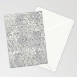 Brand Pattern Stationery Cards