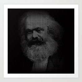 Marxsaic Art Print