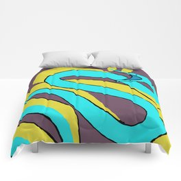 Ribbon Eel Comforters