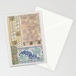 monk's hood Stationery Cards
