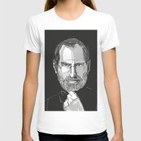 steve jobs T-shirts featuring Steve Jobs by 1and9