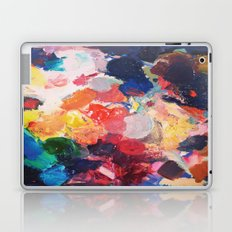 Paint Palette Laptop & iPad Skin