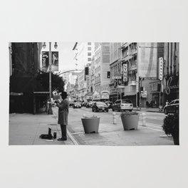 Los Angeles Jazz Rug