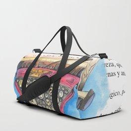 typewriter Duffle Bag