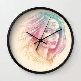 Final Hour Wall Clock
