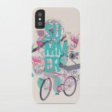 Summer iPhone X Slim Case