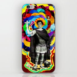 Santo Expedito (Saint Expeditus) iPhone Skin