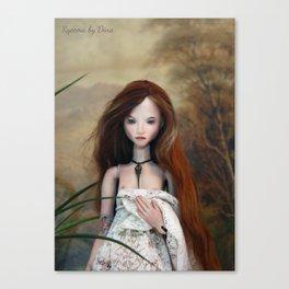 Kyeema the beautiful Canvas Print