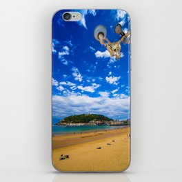 Donostia San Sebastian iPhone Skin