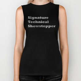 Signature & Technical & Showstopper Biker Tank