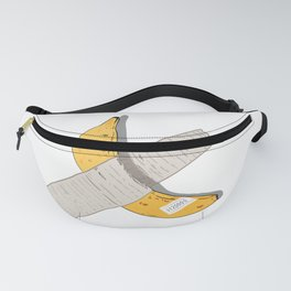 The Comedian Banana Fanny Pack