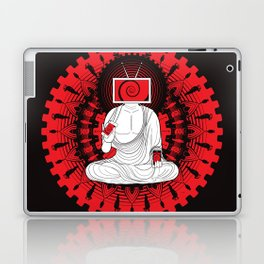 Manipulated Buddha Laptop & iPad Skin