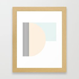 Pastelart Framed Art Print
