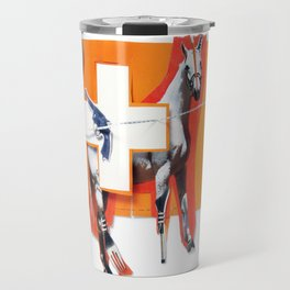 Canned Beans | Collage Travel Mug