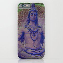 Shiva the Destroyer iPhone Case