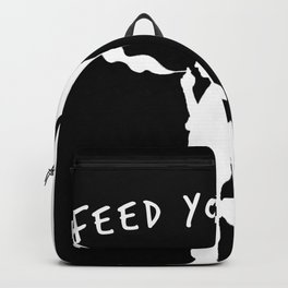 FEED YOUR HEAD Backpack