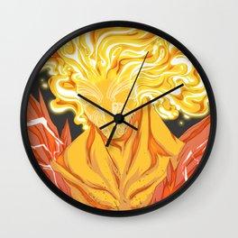 Tamanui Te Ra Wall Clock
