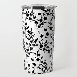 Floral design Travel Mug