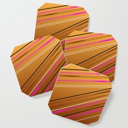 Soft Brown Coaster