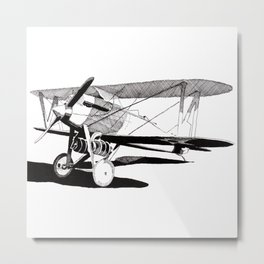 Curtiss CR-1 Navy Racer Metal Print