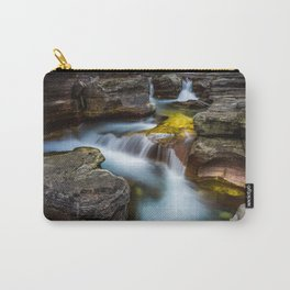 Rainbow River Carry-All Pouch