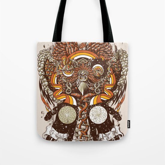 Dreams of a Feather Tote Bag