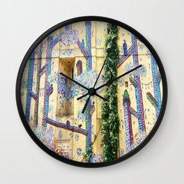 ISTANBUL WALL ART Wall Clock