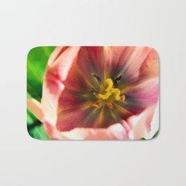 Pink Tulip #2 Bath Mat