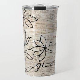 Gizaagi'in (Birch) Travel Mug