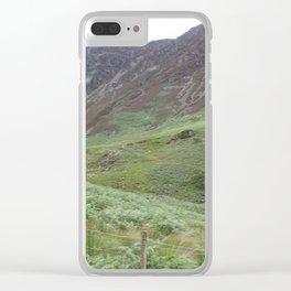 Wales Landscape 10 Cader Idris Clear iPhone Case