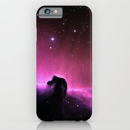 Horsehead Nebula in the Constellation Orion iPhone Case