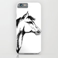 'Another Horse Profile' by Ave Hurley Slim Case iPhone 6s