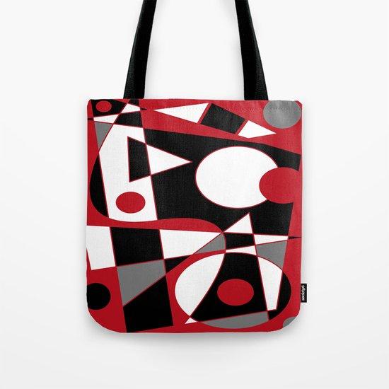 Abstract #185 Tote Bag