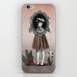 Francesca iPhone Skin