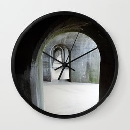 Under The Arches Wall Clock