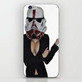 Office Trooper iPhone Skin