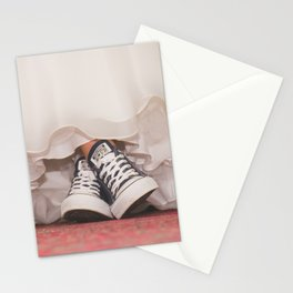 HER SHOES Stationery Cards