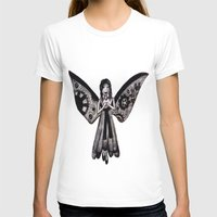 angel T-shirts featuring Angel by Sara Hazaveh