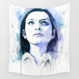 Brian Molko (the one) Wall Tapestry