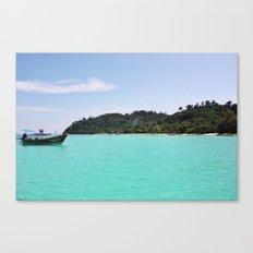 Koh Ngai, Thailand.  Canvas Print
