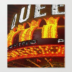 Vegas Queen - By CD Kirven Canvas Print