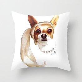 RuPawl Classic 2 Throw Pillow