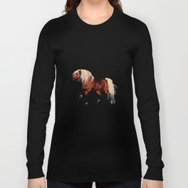 HORSE - Black Forest Long Sleeve T-shirt